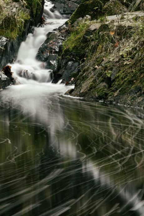 Waterfall – Long Exposure