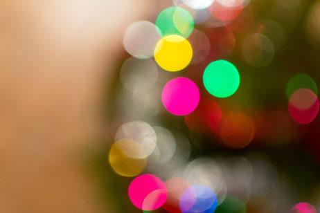 Colorful Photography Bokeh