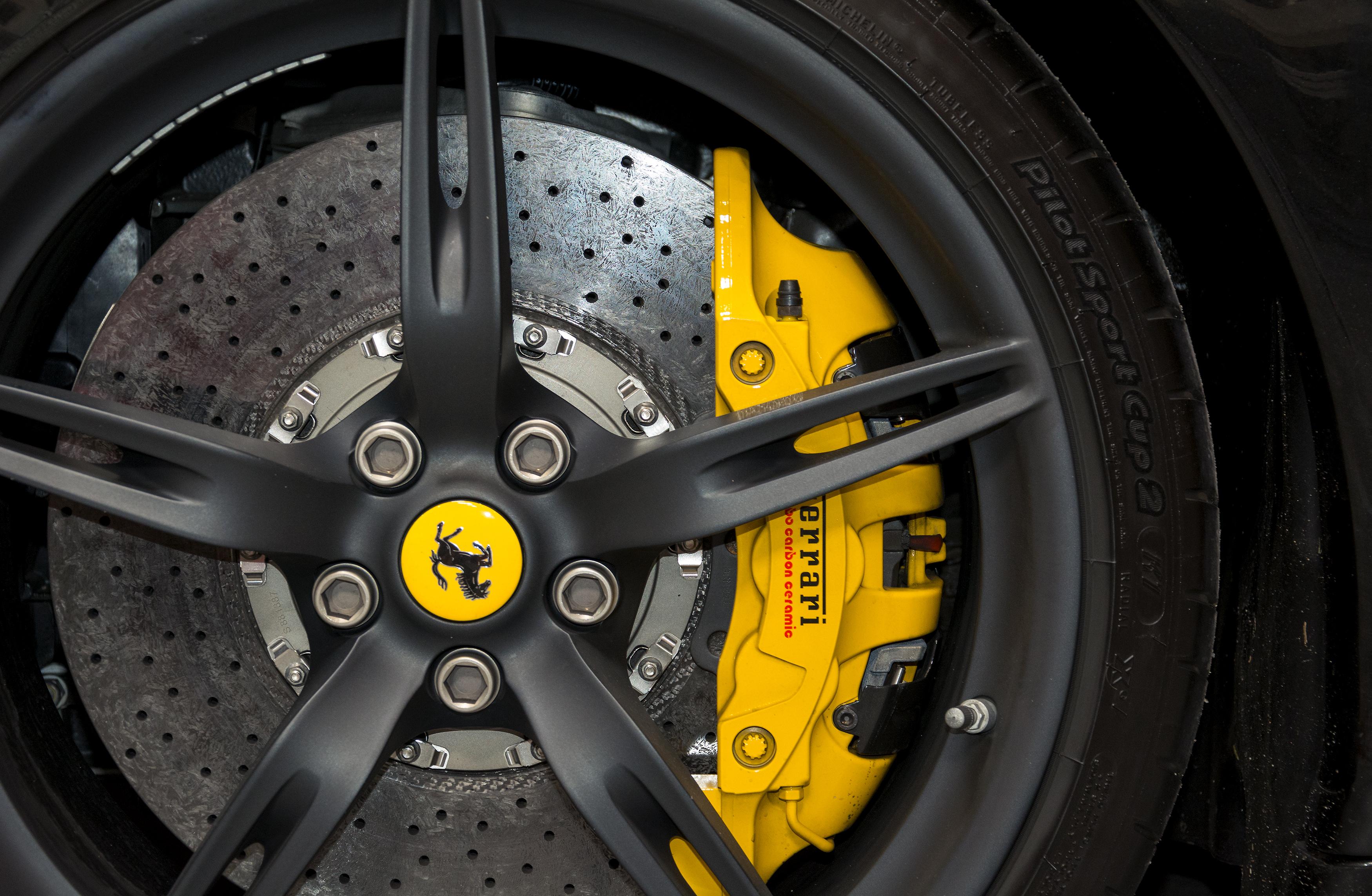 FREE IMAGE: Ferrari Tyre - Libreshot Public Domain Photos