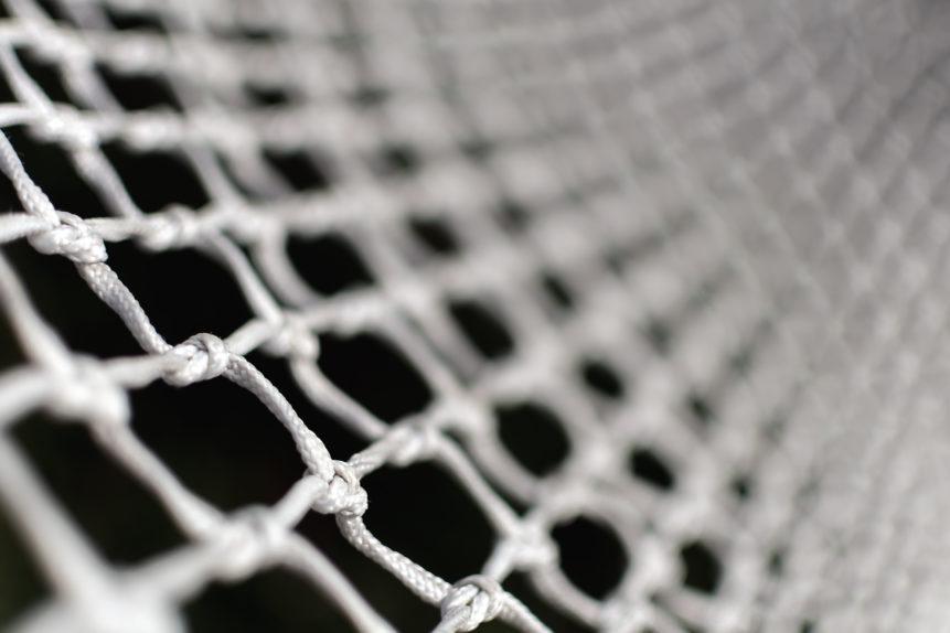 FREE IMAGE: Detail of Football Goal - Libreshot Public Domain Photos