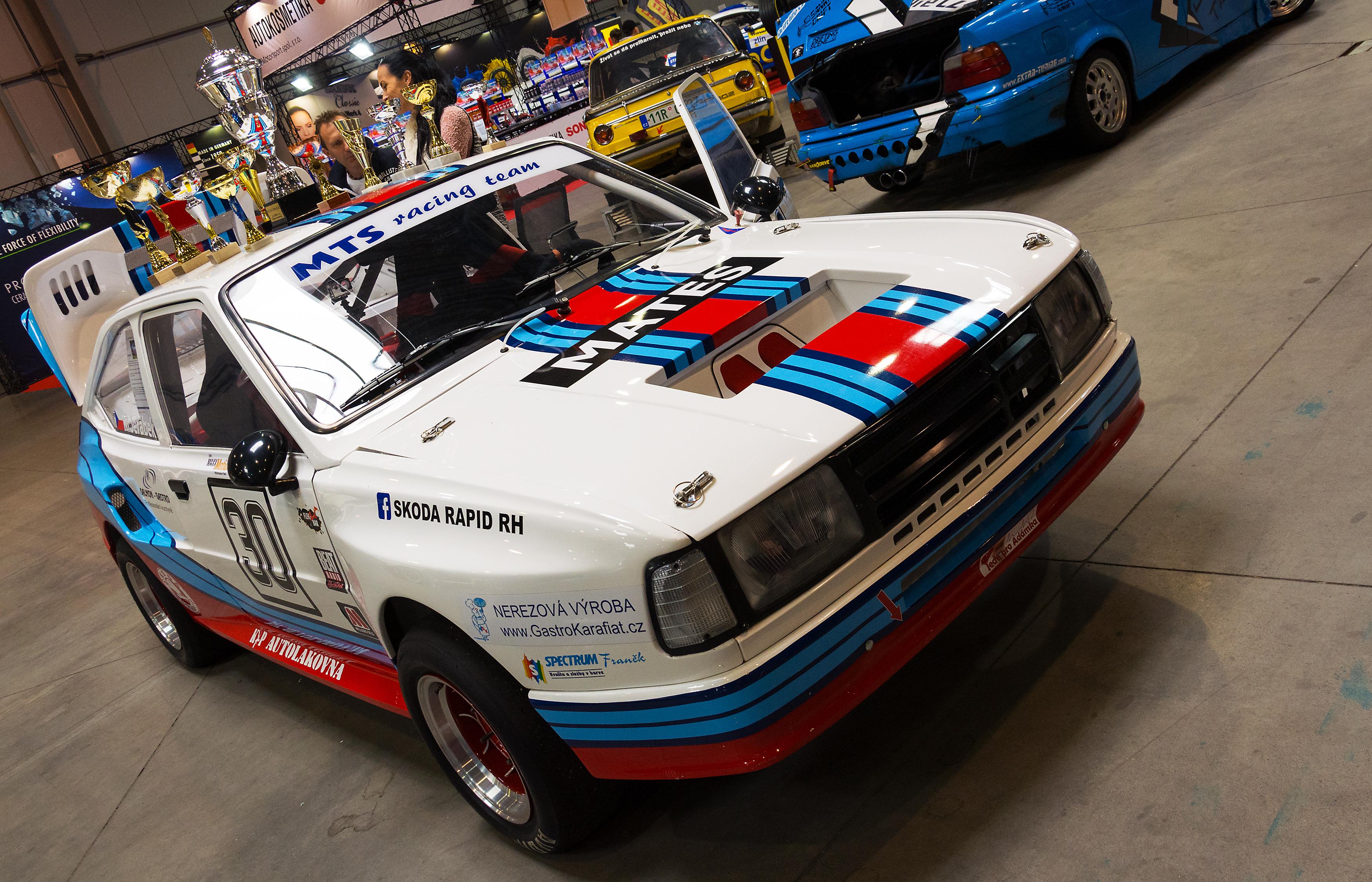 Free Image: Old Rally Car | Libreshot Free Stock Photos