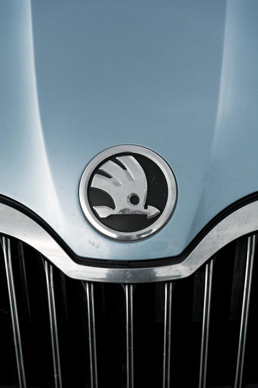 Škoda auto emblem