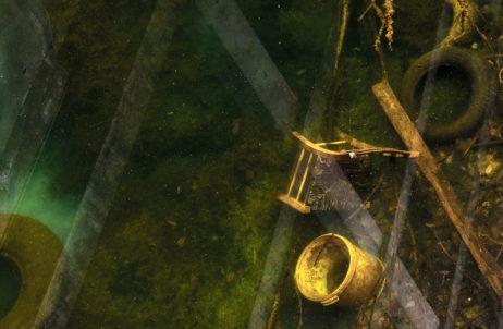 Underwater Trash
