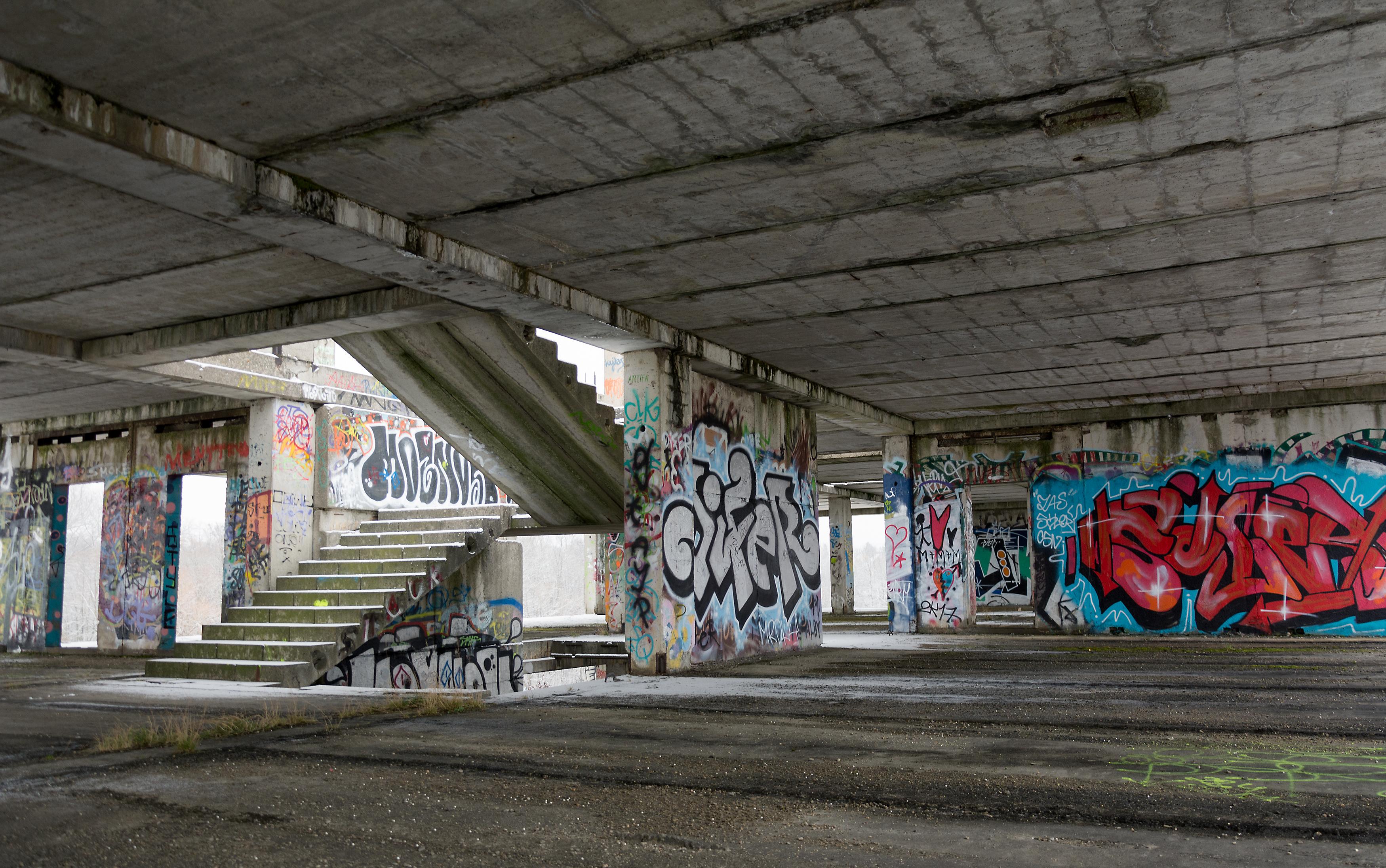 Free Image Urbex Urban Exploration