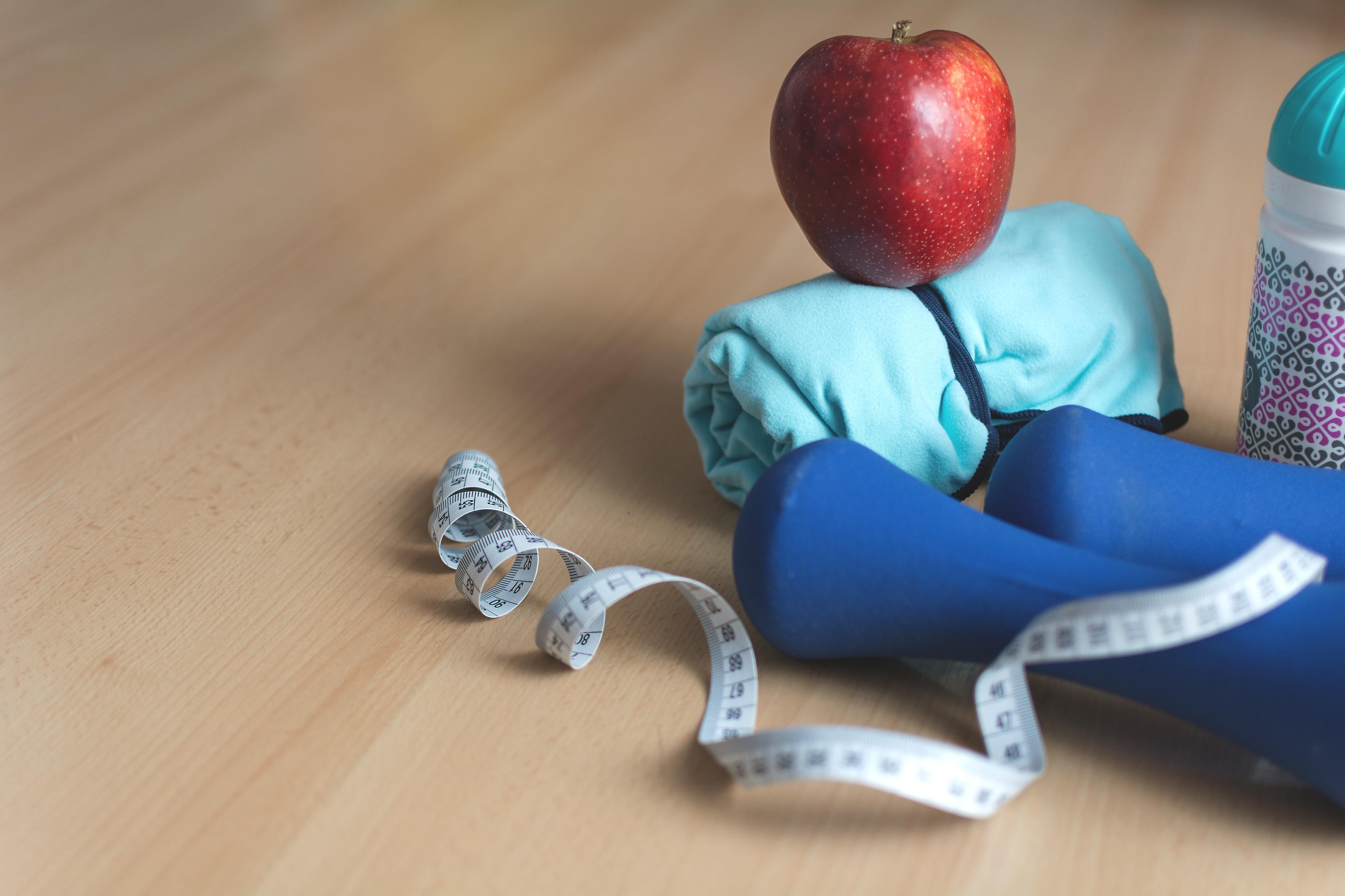 Gewichtsverlust von Obst in der Kamera