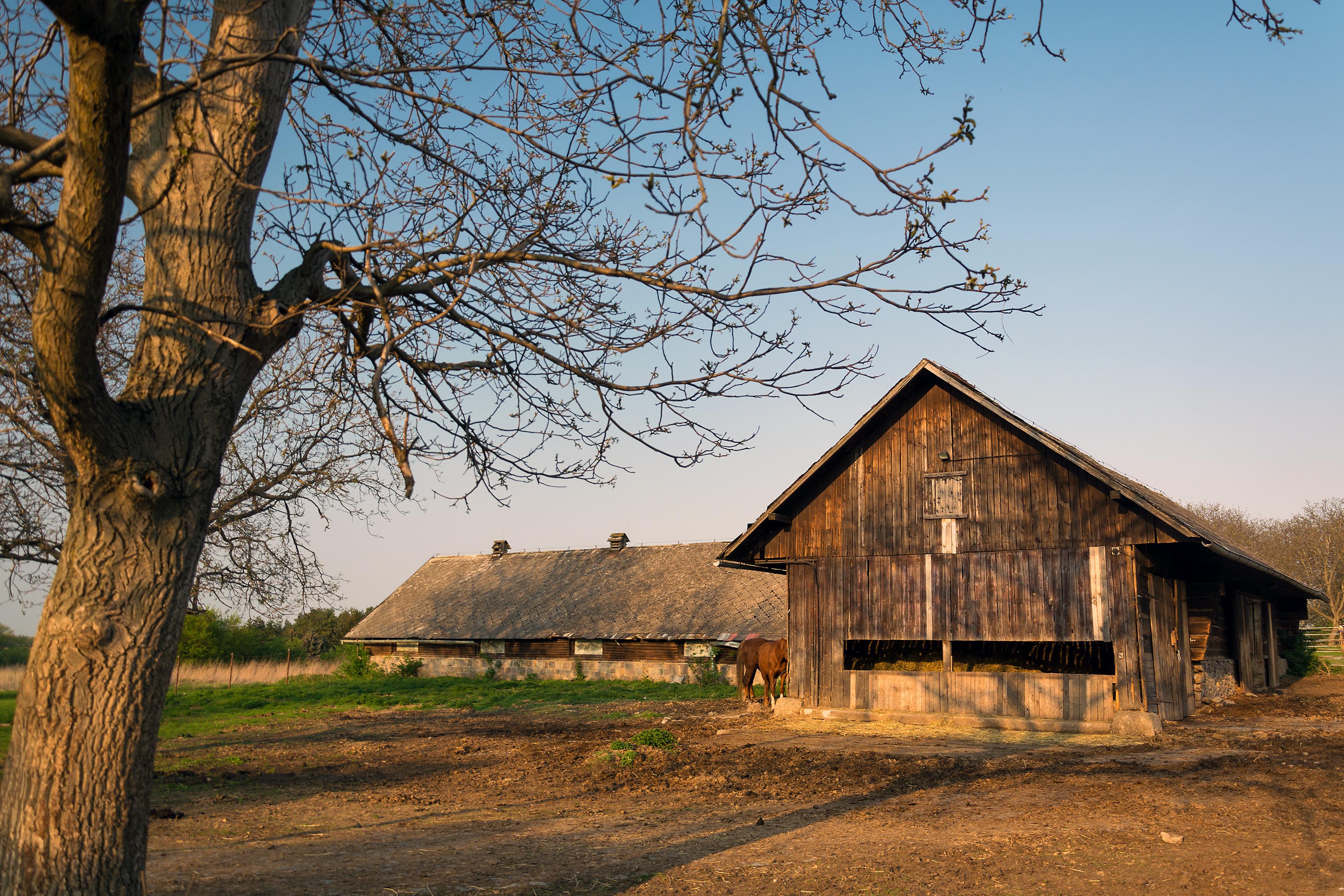 free image farm house libreshot public domain photos