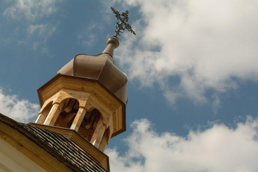 FREE IMAGE: Wooden church tower - Libreshot Public Domain ...