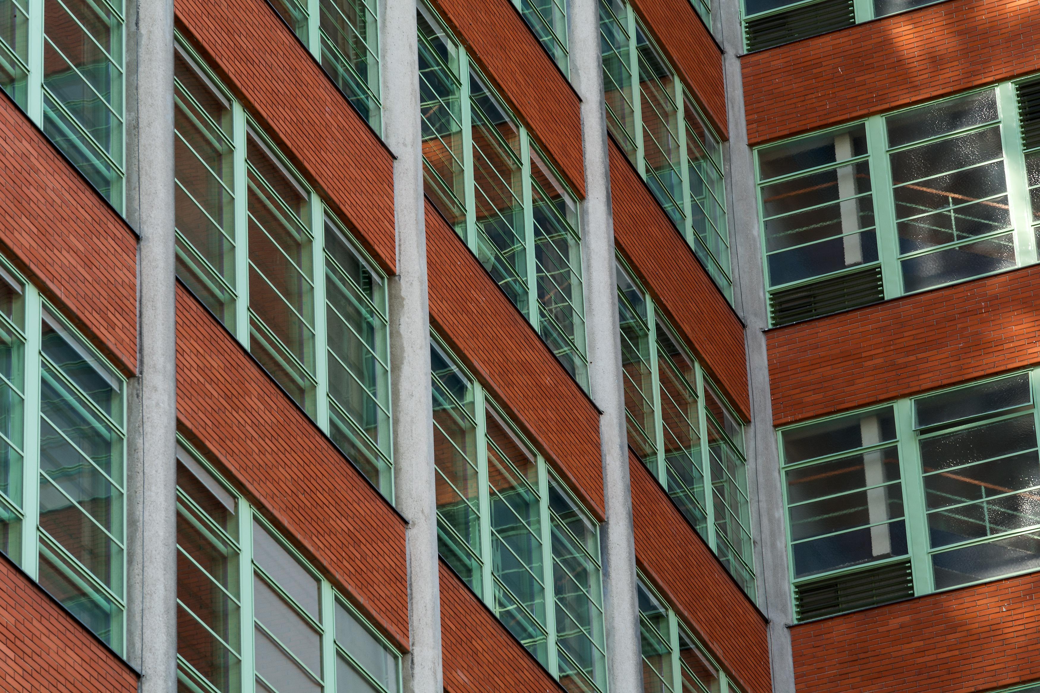 Brick Factory House Close-Up - FREE image on LibreShot